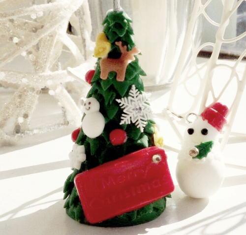 初心者,大人,女子,クリスマスツリー 樹脂粘土 藤沢 ハンドメイド教室